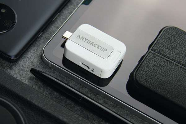 AnyBackup Auto Backup Device Supports 100W Fast Charge