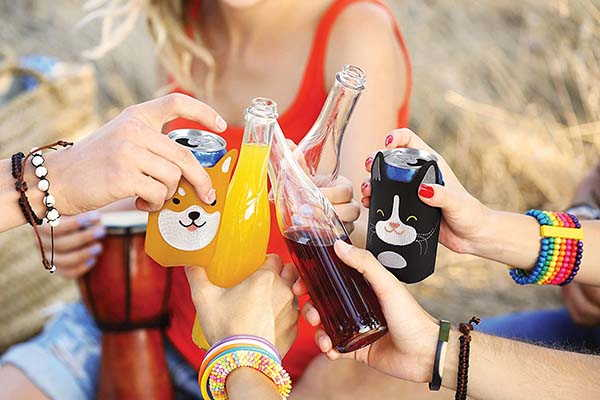 Bev Buddy Drink Sleeve by Fred & Friends