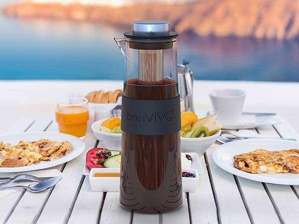 bonVIVO Frida Cold Brew Coffee Maker