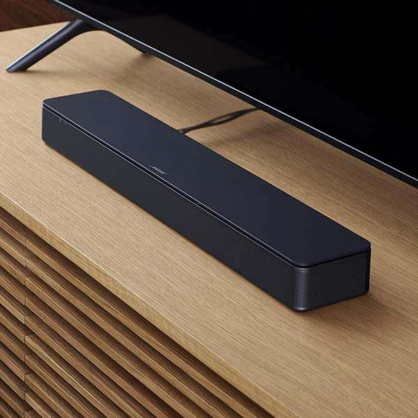 Bose TV Speaker Compact Bluetooth Soundbar with HDMI-ARC Connectivity