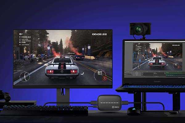 Elgato HD60 S Plus Game Capture Card with Zero-lag Passthrough