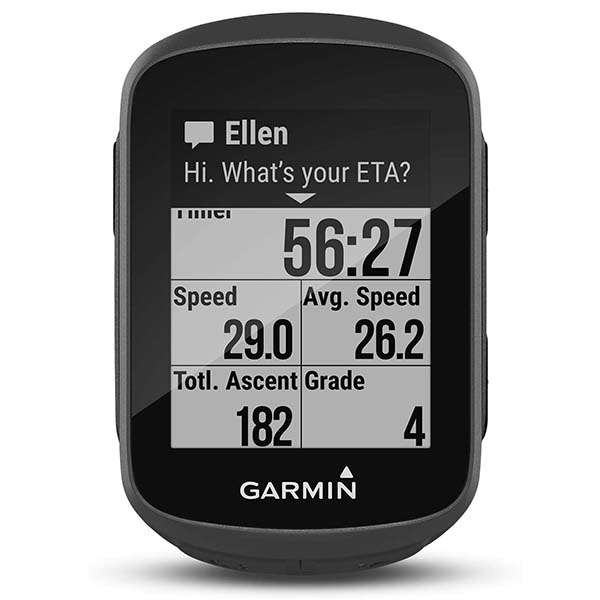 Garmin Edge 130 Plus GPS Cycling Computer with  Training Guidance