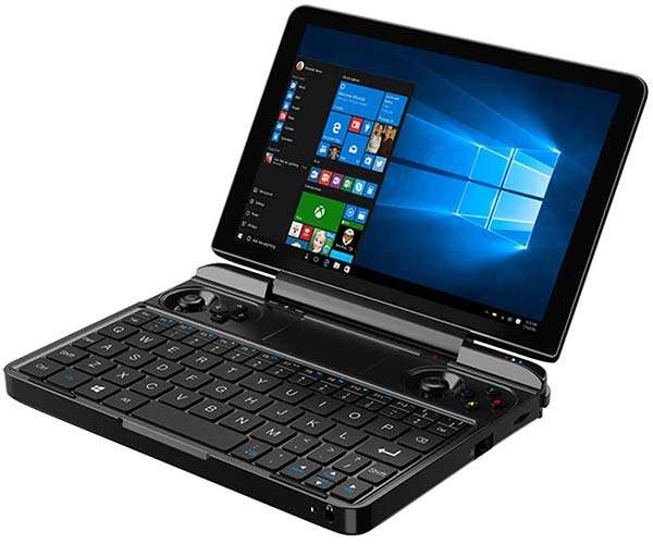 GPD Win Max Handheld Laptop with 8-Inch Touchscreen
