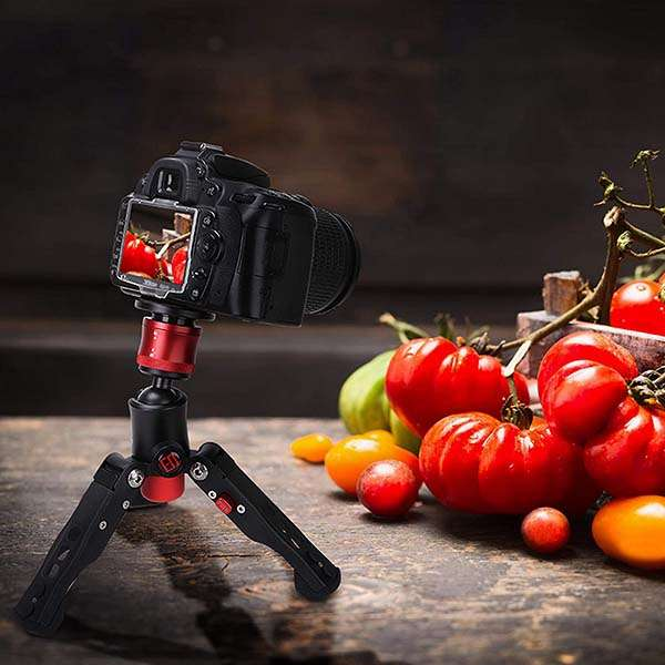 Ifootage Minipod Mini Tripod for Cameras, Smartphones and More