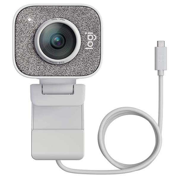 Logitech StreamCam 1080p HD Streaming Webcam with Microphone