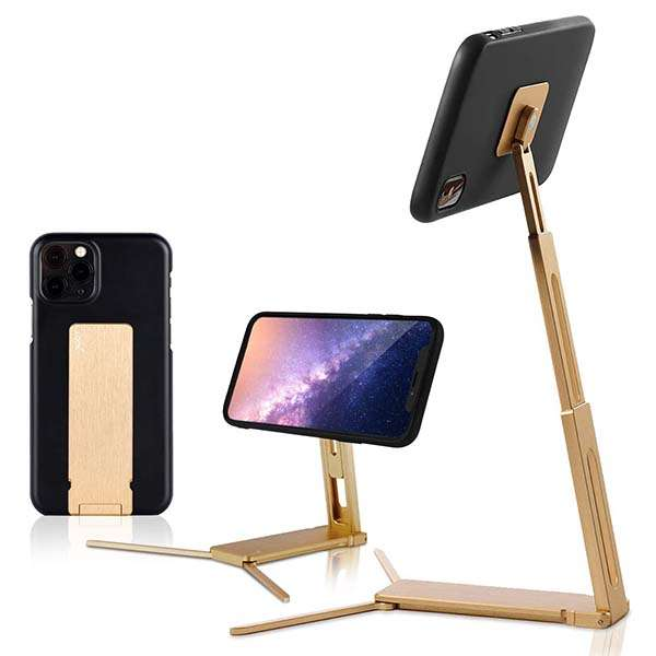 Lookstand Portable Phone Stand Extends Up to 7 Inches High