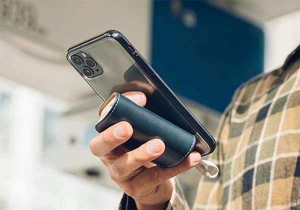 Moshi IonGo 5K Duo Portable Power Bank with USB-C and Lightning Cables
