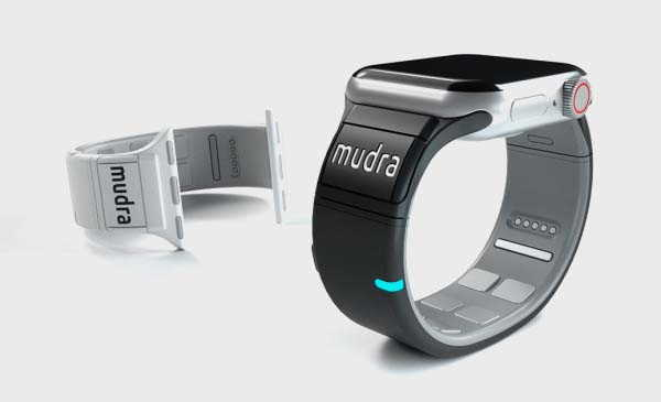Mudra Apple Watch Band Brings Gesture Control on Your Wrist
