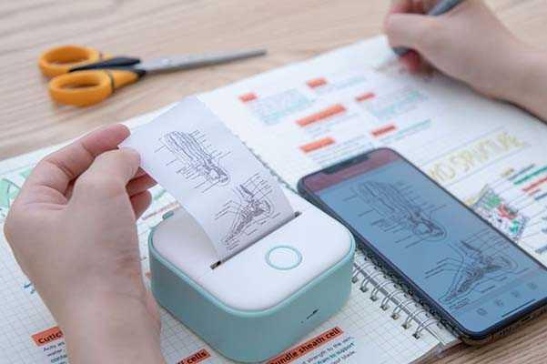 Phomemo T02 Portable Bluetooth Printer for Creators