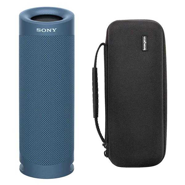 Sony SRS-XB23/G Portable Waterproof Bluetooth Speaker with Extra Bass