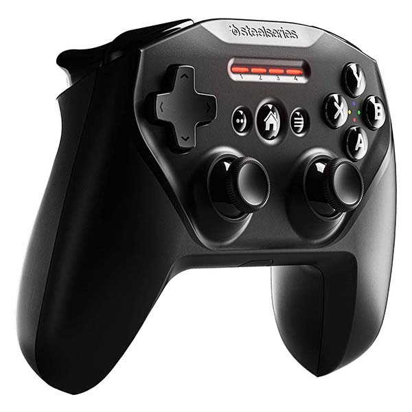 SteelSeries Nimbus Plus Bluetooth Mobile Gaming Controller for Apple Devices