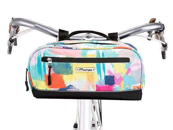 3-In-1 Bike Sling Bag with Reflective Accents