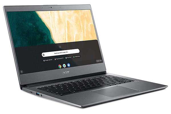 Acer Chromebook 714 with Fingerprint Reader