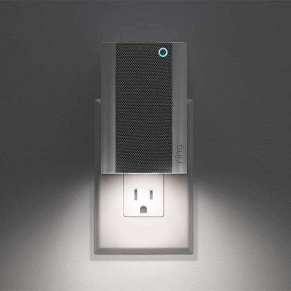 All-new Ring Chime Pro with WiFi Extender and Nightlight