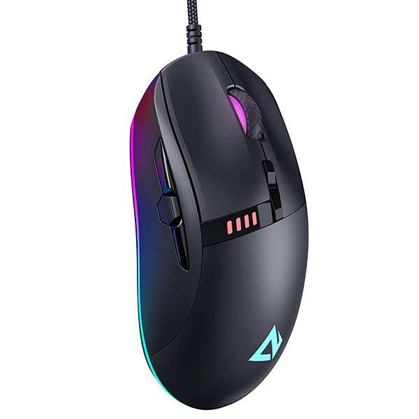 AUKEY Knight RGB Gaming Mouse with 8 Programmable Buttons