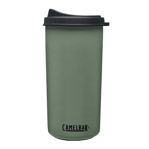 CamelBak Multibev 2-In-1 Travel Water Bottle with a Detachable Travel Cup