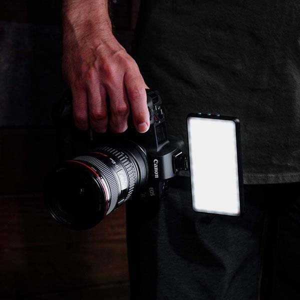 Lume Cube Panel GO Bicolor LED Light for Camera | Gadgetsin