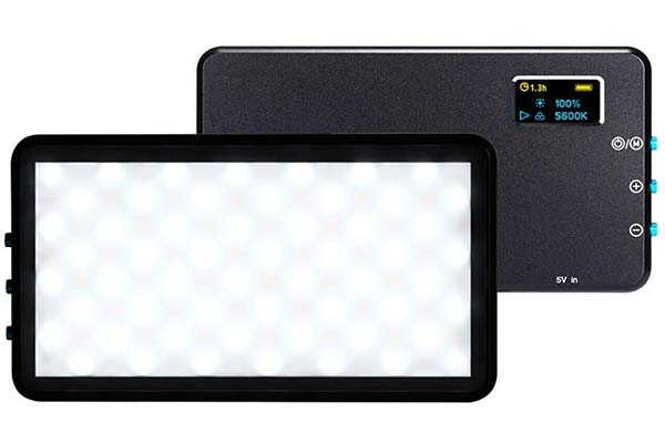 Lume Cube Panel GO Bicolor LED Light for Camera