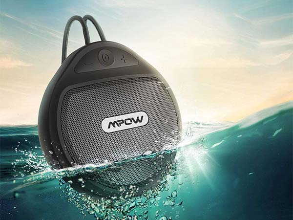 Mpow Q5 Portable Waterproof Bluetooth Speaker