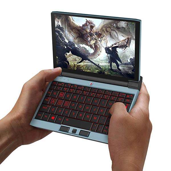 One Notebook OneGx1 Handheld Gaming Laptop with Detachable Gamepad