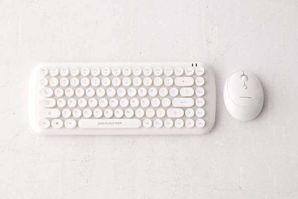 Packard Bell Wireless Keyboard and Mouse Combo