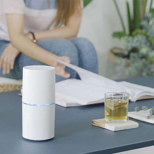 Pium Smart Essential Oil Diffuser Supports Alexa and Google Assistant