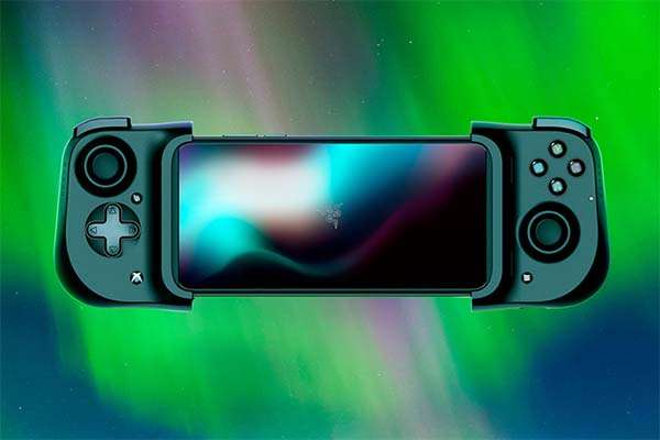 Razer Kishi Android Wireless Gamepad Optimized for Project xCloud
