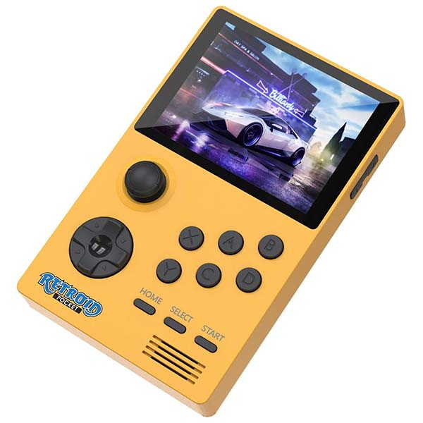Retroid Pocket 2 Android Handheld Game Console with HDMI Output