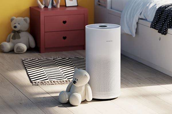 Smartmi Smart Air Purifier Compatible with Amazon Alexa and Google Home