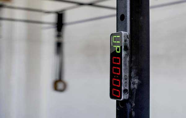 Timebirds Magnetic Gym Timer Fits in Your Pocket