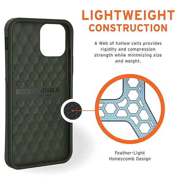 Urban Armor Gear Outback Biodegradable iPhone 11 Case