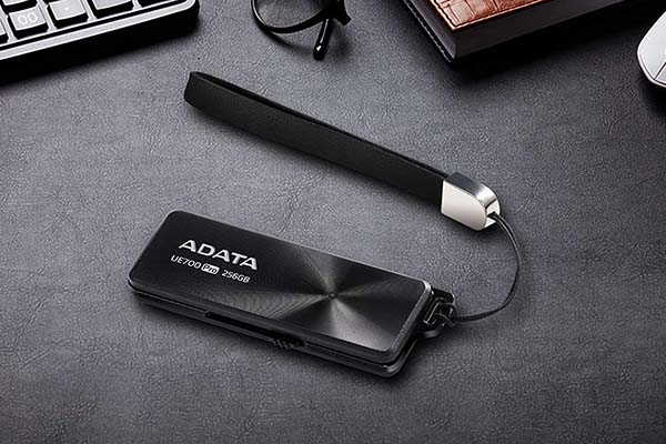 ADATA UE700 Pro USB Flash Drive with USB 3.2 Gen 1 Interface