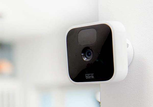 All-new Blink Indoor Smart Security Camera with 2-Year Battery Life
