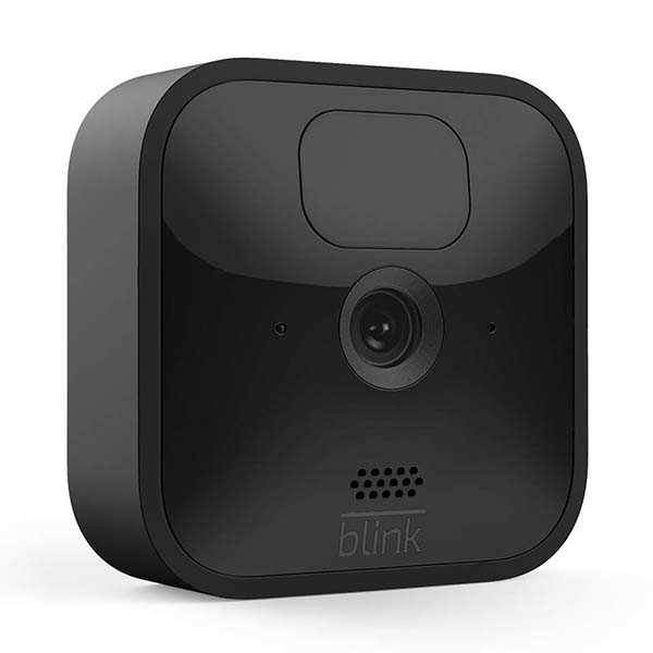 All-new Blink Outdoor Security Camera with 2-Year Battery Life