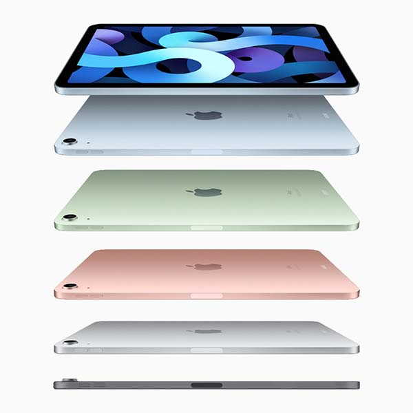 Apple New iPad Air with Full Screen Design