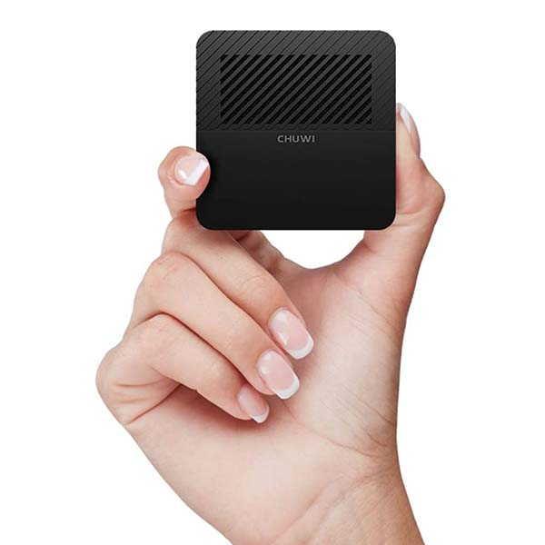 CHUWI LarkBox 4K Mini PC Fits in Your Palm