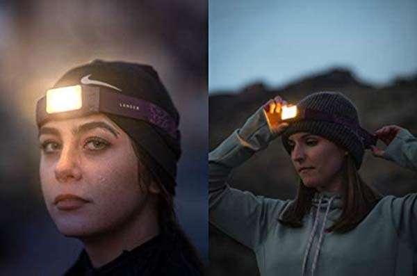Lander Kiva LED Waterproof Headlamp