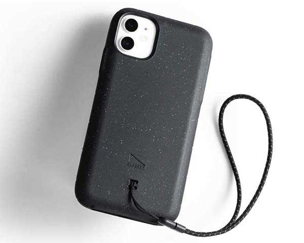 Lander Moab Rugged iPhone 11 Case with Wrist Lanyard