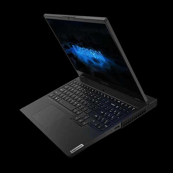 The Lenovo Legion 5 Gaming Laptop Powered by AMD Ryzen 7 Processor