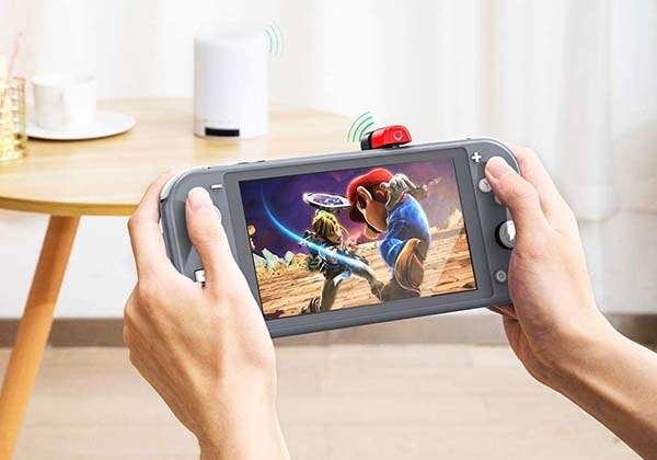 UGREEN Bluetooth 5.0 Transmitter for Nintendo Switch and Switch Lite