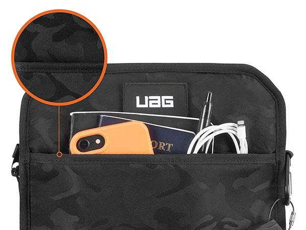 Urban Armor Gear Shock Lite iPad Pro Sleeve Supports Magic Keyboard