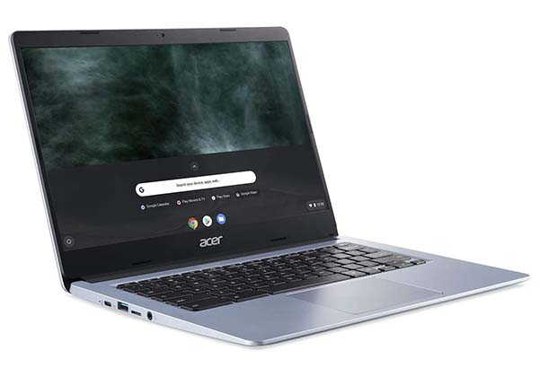 Acer Chromebook 314 with 14-Inch Full HD Display