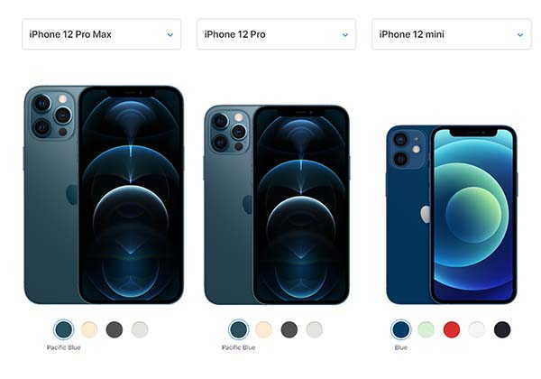 Apple iPhone 12 Announced with 5G, A4 Bionic and More