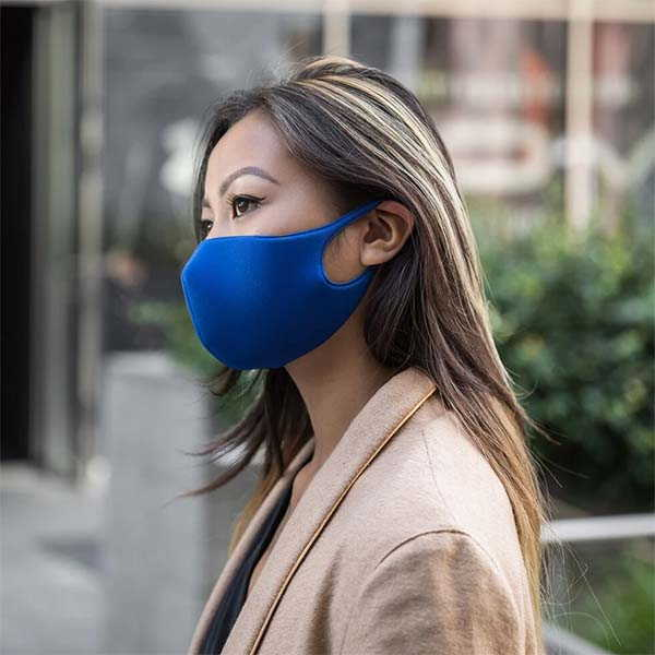 Banale Active Mask with Porous Filtering Technology