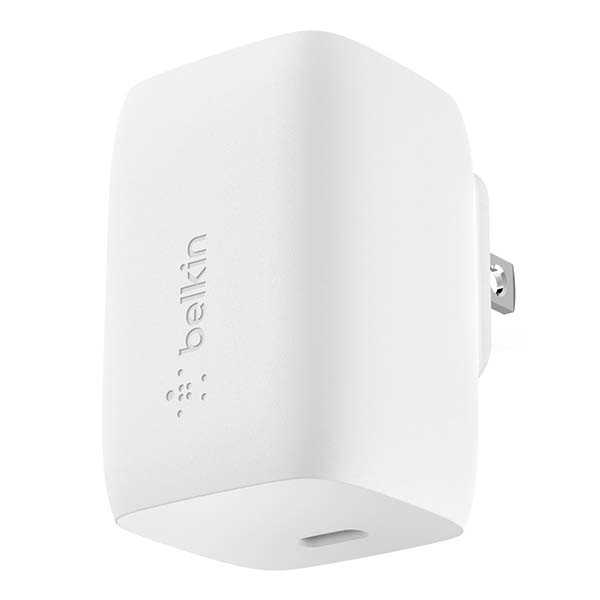 Belkin BoostCharge Pro GaN USB-C Wall Charger with 60W PD