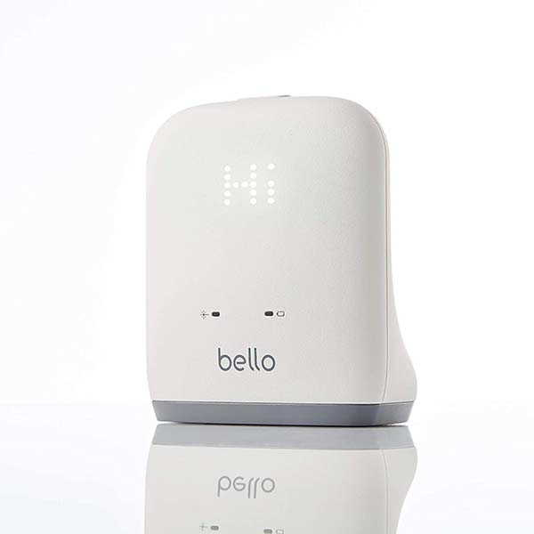 Bello Bluetooth Belly Fat Scanner with Smart Health App
