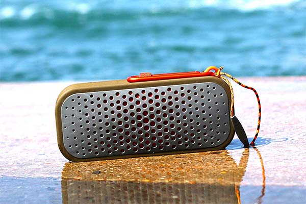 BoomPods Blockblaster Portable Bluetooth Waterproof Speaker with 36W Power