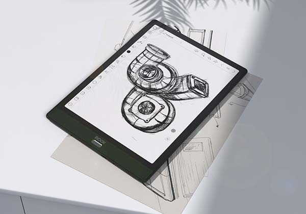 BOOX Note3 10.3-Inch Android E-Ink Tablet with OTG USB-C