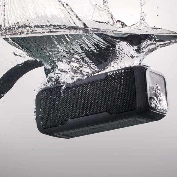 Braven BRV-X/2 Rugged Bluetooth Speaker with IPX7 Waterproof Rating