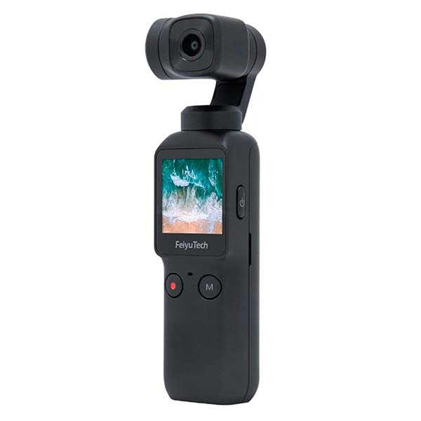 Feiyutech Pocket Camera with WiFi and 120-Degree FOV